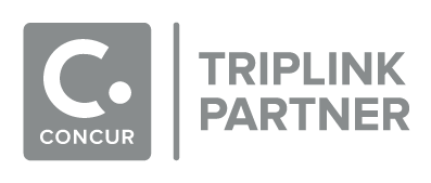 Triplink Gray Vertical Logo